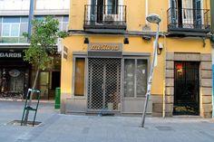MADRID : MISTURA   The Lacquerie