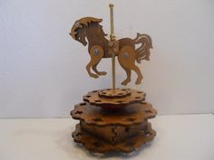 Pony Music Box