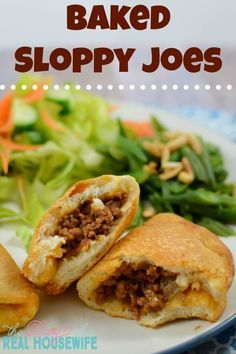 Baked Sloppy Joes Recipe! This is such an easy dinner that my family just loved this meal!
