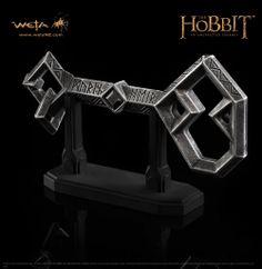 hobbit merchandise the unexpected journey | ... Breathtaking New HOBBIT Prop Relicas And Merchandise | YouBentMyWookie