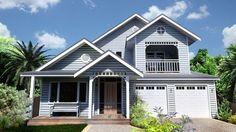 Daybreak House - Hampton's Style