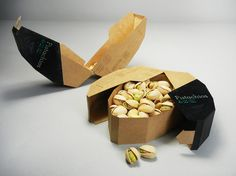Pistachios package / design by Maija Rozenfelde