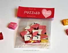 Does your little one love puzzles as much as mine does? Then I have the perfect DIY Valentine craft your toddler-to-preschool age kids can help with! It's called a Don't be Puzzled Valentine, Be minecraft I adapted from a puzzleI found in a Parents magazine. Puzzles have so many learning benefits including fine motor skills, …
