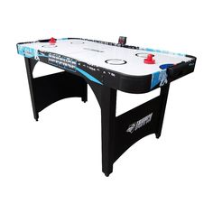 Triumph Sports USA 60 Air Powered Hockey with Electronic Scorer, Mlti