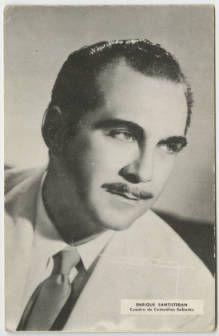 Enrique Santiesteban, Cuban actor