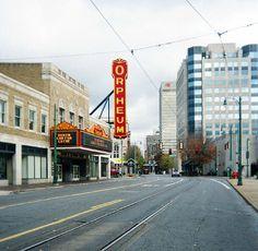 Orpheum Theater, Memphis TN