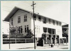 Woonhuis Consalves aan de Prins Hendrikstraat 1945-1955
