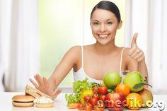 Правильно составленное меню в комплексе с другими методами поможет вам быстрее избавиться от целлюлита на коже и обеспечить ей здоровый вид.