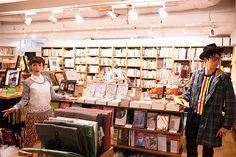 本のある暮らしを極める。@BIBLIOPHILIC&bookunion 新宿