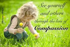 Compassion for others and yourself. Mars & Venus Counseling Center www.marsvenusnewjersey.com