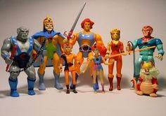 ¡Los Thundercats! | 31 Juguetes que te harán extrañar tu infancia