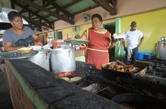 Zus at the Old Market  OOOH Zus yes we eat here everyday this is so great yes Zus i have pictures from her she was a great woman it looks like yesterday nice to see this picture.
