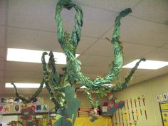 It's great being a kindergarten teacher!!!!!!!!!!!  You get to bring the Amazon Rainforest right into your classroom.
