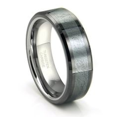 This is by far the best price I have seen on a meteorite ring. Ladies, if your husband-to-be is into astronomy check this out! Tungsten Meteorite ring-Amazon