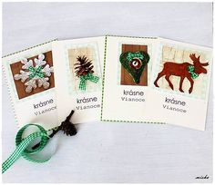 misha_cards / *Zelené Vianoce*
