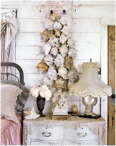 Shells and Victorian.
