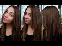 Ламинирование волос дома. Блестящие, гладкие и объемные волосы уже после первой процедуры!