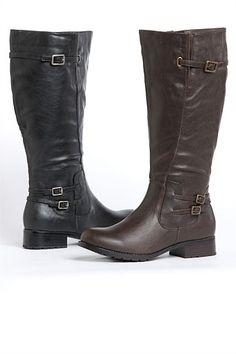Vaila likes.  She likes boots.