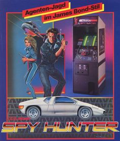 Post the name of your favorite arcade game in the comments secti. History Of Video Games, 80s Video Games, Classic Video Games, Video Game Art, Vintage Videos, Vintage Video Games, Vintage Games, Thriller, Retro Arcade Games