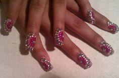 diamond nail designs | Diamond Nails