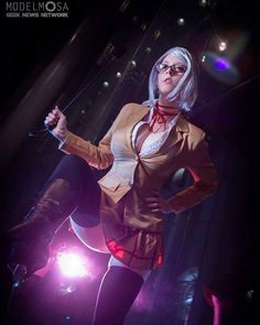 Meiko Shiraki from Prison School by Q-Ki @ instagram.com/qkicosplay - More at https://www.pinterest.com/SuperGirlsCosplay #qki #qkicosplay #chey #hot #sexy #cosplay #girl #cosplaygirl #meikoshiraki #prisonschool #ps