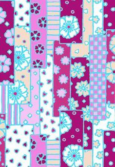 Japanese Patterns, Japanese Design, Japanese Art, Textile Patterns, Textiles, Plum Art, Wallpaper Backgrounds, Wallpapers, Paper Crafts