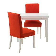 HENRIKSDAL Chair cover - IKEA | Dining Room | Pinterest ...