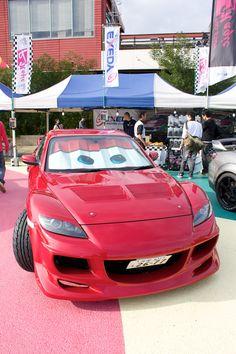 Goofy Mazda RX-8 =)