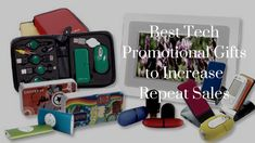 Best Tech Promotional Gifts to Increase Repeat Sales #Business #Gifts #Promotions #Marketing #Technology