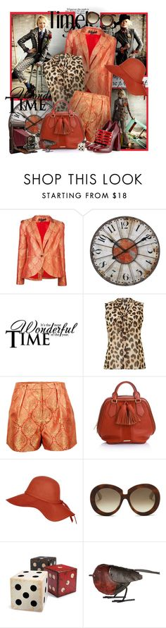 """""""№ 272"""" by olga3001 ❤ liked on Polyvore featuring Elizabeth and James, Uttermost, Lipsy, Burberry, Valentino, Grandin Road and Miu Miu"""