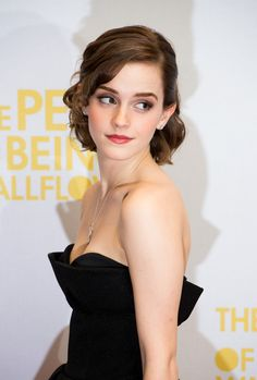 In 2012 at <i>The Perks of Being a Wallflower</i> premiere in London.