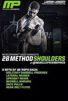 28 method shoulders