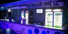 QSIX Smirnoff Bar