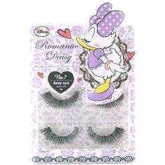 SHO-BI x Disney Japan Romantic Minnie Mouse & Daisy Eyelash Set (2 pairs)