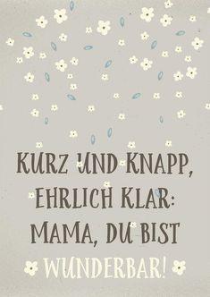 Muttertagsgedichte kostenlos teilen