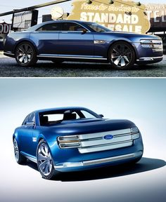 Core77 / J Mays is Retiring! A Look at Our Favorite Mays Concepts. 2007 Ford Interceptor.