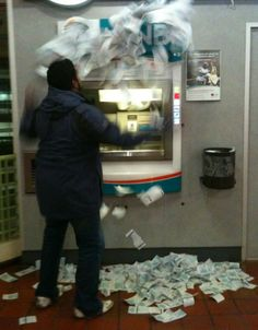 Hackers Force Bank ATMs to Spew Cash: Grid Vulnerabilities System-wide