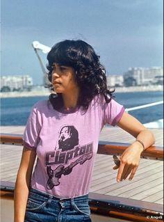 Maria Schneider in the 1970s. #cartonmagazine