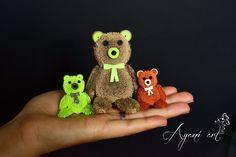 Ayani art: Teddy Bear Quilling Tutorial