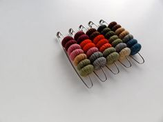 wool jewelery by Vera Joao Espinha