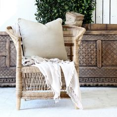 Description: Traditionally hand woven in Africa, the Malawi Chair is a fine statement piece for any room. Due to the nature of these chairs being e...