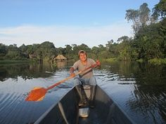 Josué Avila is a nature guide from the Sani Kichwa community in Ecuador. Learn how eco-tourism is helping Sani Kichwa and other Amazon communities prosper.