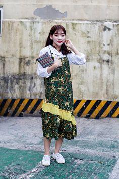 SHOES | SUPERGA Street Style Kim Jihye, Busan