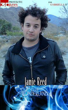 Jamie Reed en Club Wonderland...Leer historia aqui: http://www.wattpad.com/story/20841820-proyecto-30-seconds-to-mars-club-wonderland
