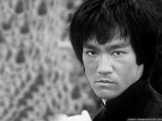 Bruce Lee - one of my idols... (and I'm not talking about the actor, but about the martial artist and his philosophy...)