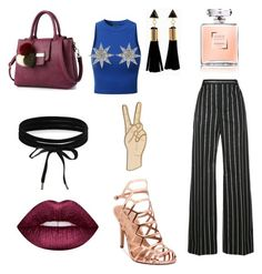 """""""Closet of doom"""" by tulip55 ❤ liked on Polyvore featuring Balenciaga, Doublju, Madden Girl, Boohoo, Lucky Brand, Bee Goddess and Lime Crime"""