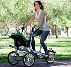 Taga designed an award winning vehicle for parents and children that combines a cargo bicycle and a luxury baby stroller. Taga is a fun, safe, and stylish alternative to bike trailers or child bike seats. Orbit Baby, Best Baby Strollers, Urban Bike, Cargo Bike, Baby Carriage, Creative Pictures, Creative Ideas, Tricycle, Cool Baby Stuff