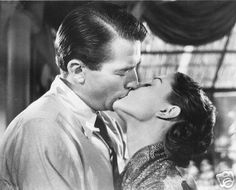 But i hate the way they kiss in old movies... My only issue with them