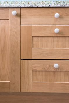 Shaker cabinets - Sheffield Sustainable Kitchens
