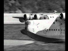 Short Sunderland, Flying Boat, Civil Aviation, Military Aircraft, Ww2, Boats, Fighter Jets, Coastal, Films